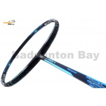 Fleet F Force III Black Blue Compact Frame Badminton Racket (3U)
