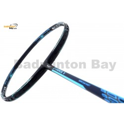 Fleet F Force III Black Blue Compact Frame Badminton Racket (4U)
