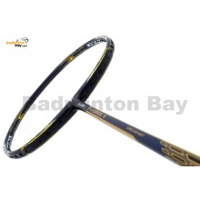 Fleet F Force III Black Gold Compact Frame Badminton Racket (4U)