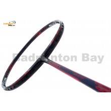 Fleet F Force III Black Red Compact Frame Badminton Racket (3U)