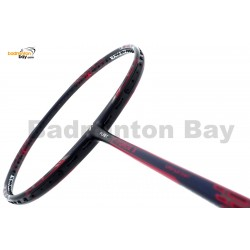 Fleet F Force III Black Red Compact Frame Badminton Racket (4U)