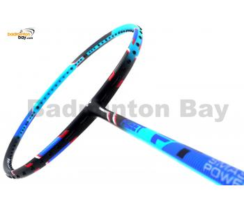 Fleet Smash Power Blue Badminton Racket (3U)
