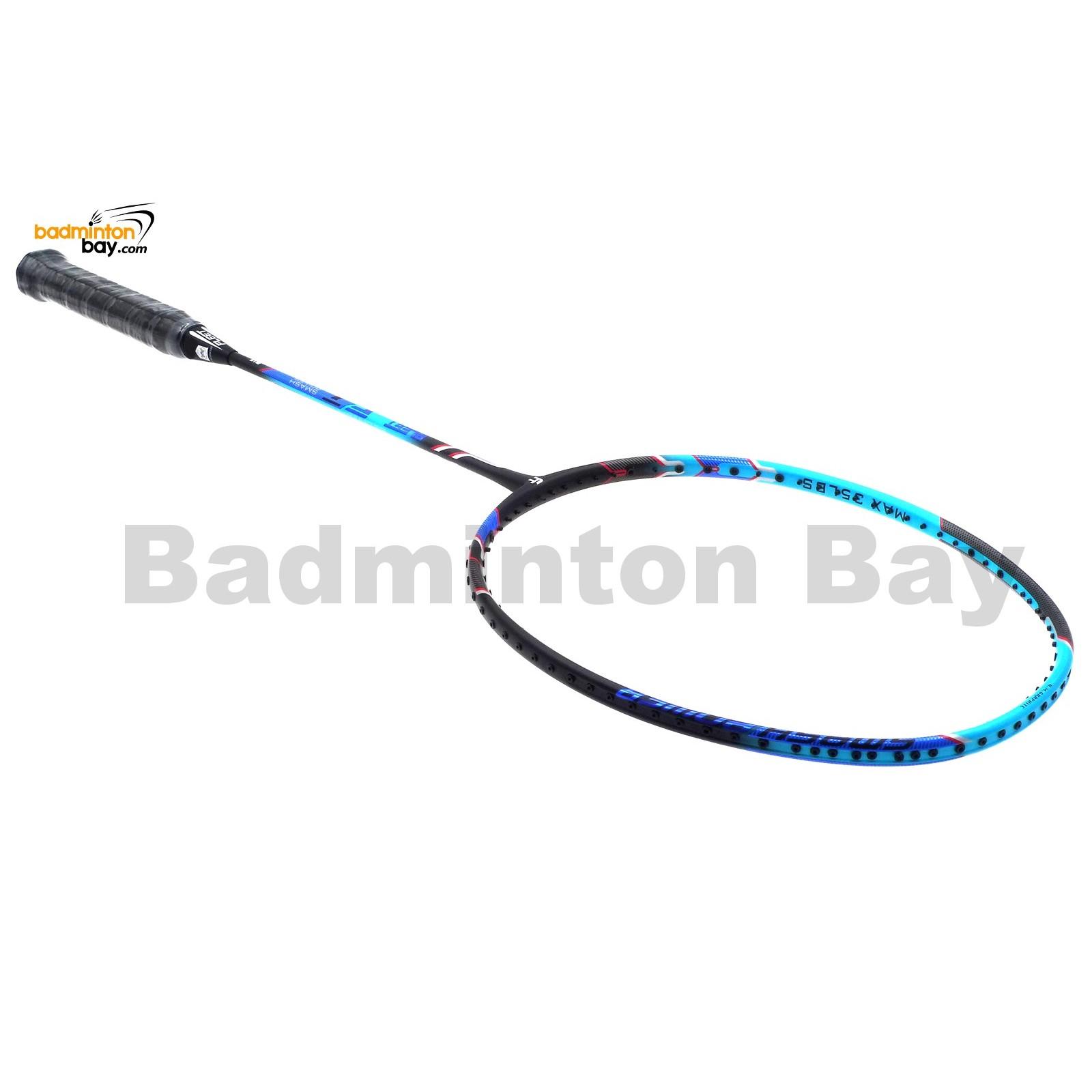 Fleet Smash Power Blue Badminton Racket (3U)