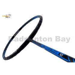 Fleet High Tension Frame 10 Black With Blue Stripes Badminton Racket (4U)