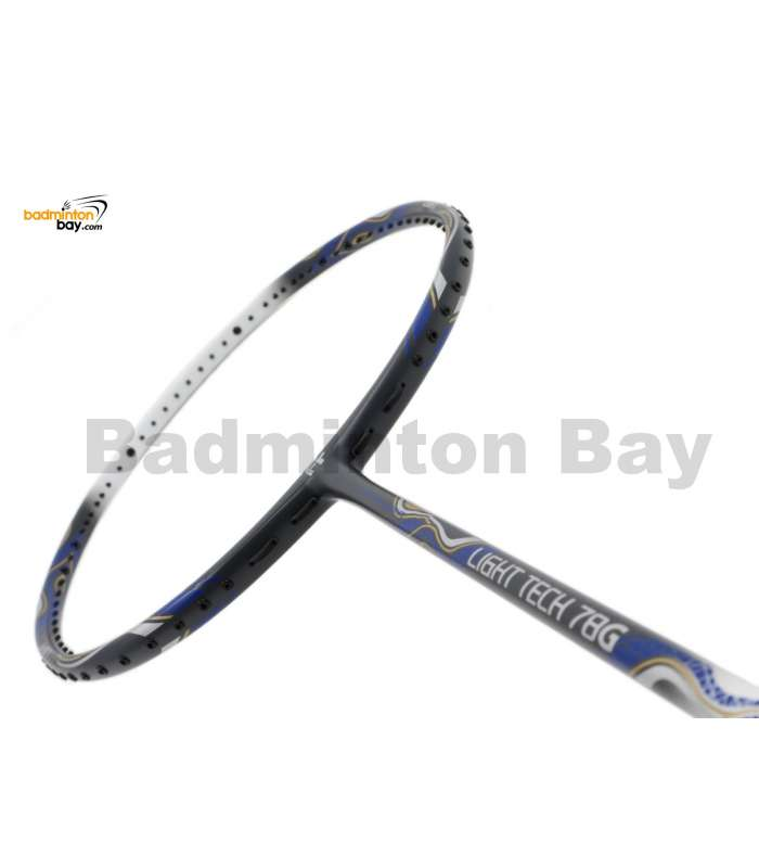 Fleet Light Tech 78G Grey Badminton Racket (6U)