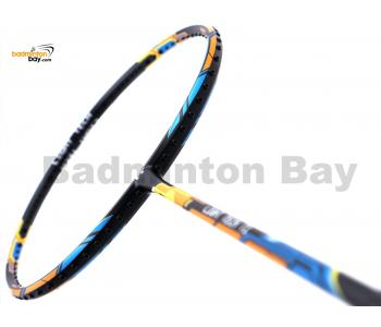 Felet Light Tech T1 Black Blue Yellow Badminton Racket (5U)