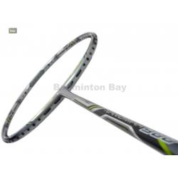 ~ Out of stock  Fleet NanoMax 900 Silver Badminton Racket (4U)