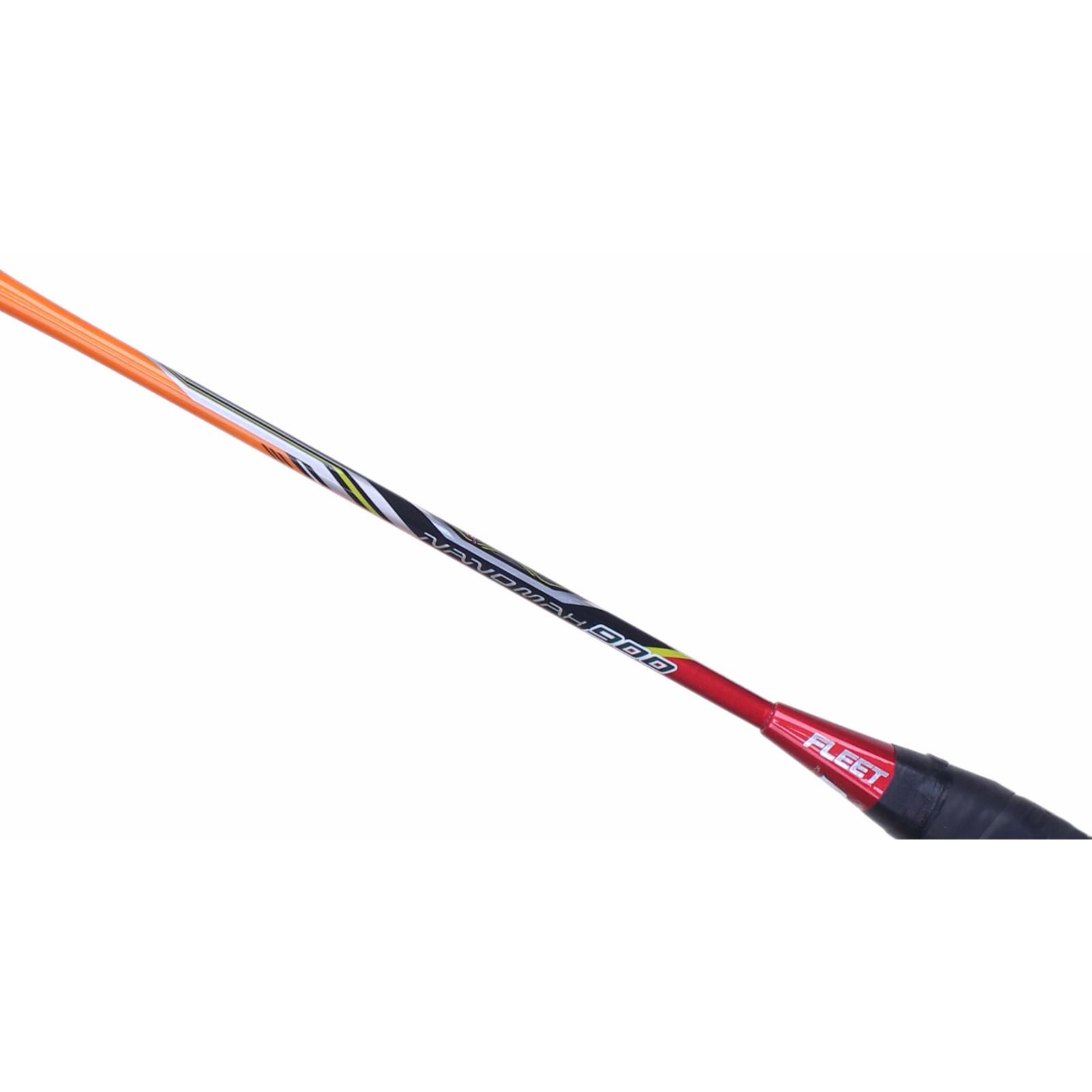 ~Out of stock Fleet NanoMax 900 Orange Badminton Racket (4U)