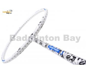Fleet Sword Power 3 White Badminton Racket (3U)