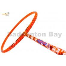 Fleet Sword Power 5 Orange Badminton Racket (3U)