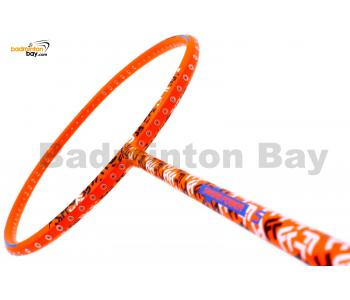 Fleet Sword Power 5 Orange Badminton Racket (3U)