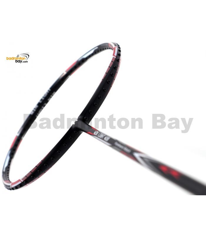 Felet Win Light W10 Black Red Badminton Racket (5U)