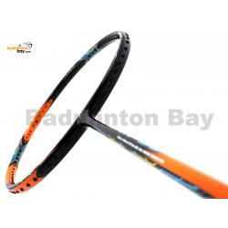 Flex Power Attack 99 Black Orange Badminton Racket (3U)