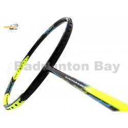 Flex Power Attack 99 Black Yellow Badminton Racket (3U)