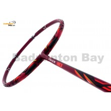 Flex Power Force 80 Red Badminton Racket (4U)
