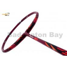 Flex Power Force 80 Red Badminton Racket (4U)