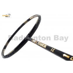 Flex Power Titanium Ti 11 Black Badminton Racket (4U)