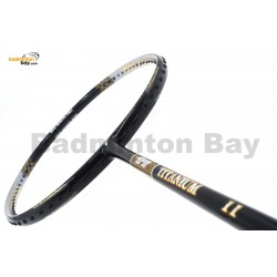 Flex Power Titanium Ti 11 Silver Badminton Racket (4U)