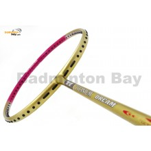 Flex Power Titanium Ti Dream Pink Badminton Racket (5U)