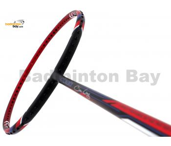 Li-Ning Chen Long CL 100 Black Red Badminton Racket 3U (W3-S2)