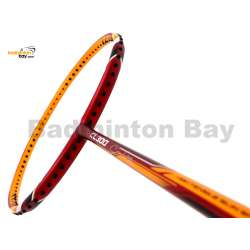 Li-Ning Chen Long CL 300 Red Yellow Badminton Racket 3U (W3-S2)