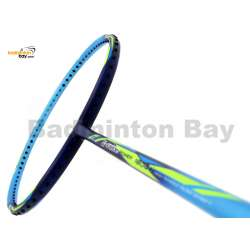 Li-Ning G-Force Power 1800i Blue Green Badminton Racket 3U (W3-S2)