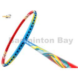 Li-Ning G-Force Power 1900i Blue Red Badminton Racket 3U (W3-S2)