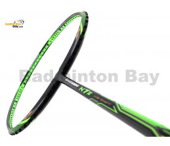 Li-Ning Ultra Sharp TurboCharging N7-II Black Green Hendra Setiawan Edition Badminton Racket 3U (W3-S2)