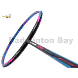 Li-Ning Mega Power TurboCharging N9-II Black Blue Fu Haifeng Edition Badminton Racket 3U (W3-S2)