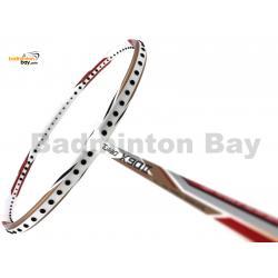 Li-Ning Turbo X90 II White Gold Badminton Racket 3U (W3-S2)
