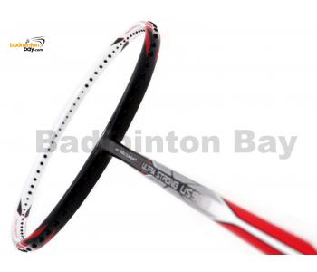 Li-Ning Ultra Strong US909 Black White Badminton Racket 3U (W3-S2)