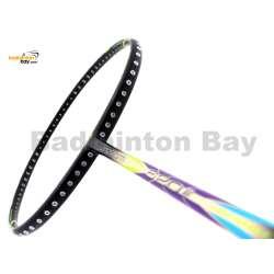 Li-Ning Extra Skill Windstorm 620 III Black Gold Badminton Racket 6U (W1-S2)