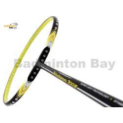 Li-Ning Extra Skill Windstorm 700 III Black Lime Badminton Racket 6U (W1-S2)