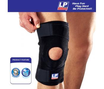 LP Support Open Patella Knee Support 758