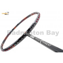 Prince Oversize Chrome Platinum Triple Threat Orange Badminton Racket (3U-G5)