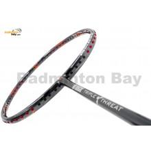 Prince Oversize Chrome Platinum Triple Threat Orange Badminton Racket (3U-G5)
