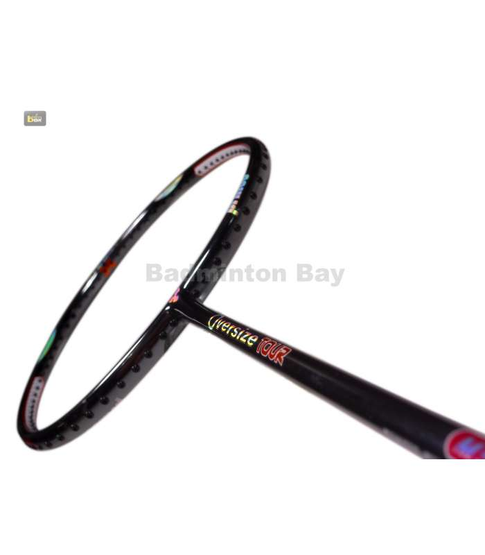 ~Out of stock Prince Oversize Chrome Tour Triple Threat Badminton Racket