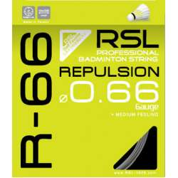 RSL R-66 Repulsion (0.66mm) Badminton String