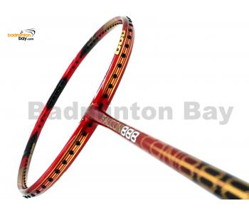 RSL Falcon 888 Red Gold Badminton Racket (4U-G5)