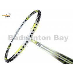 RSL Falcon 898 White Lime Black Badminton Racket (4U-G5)