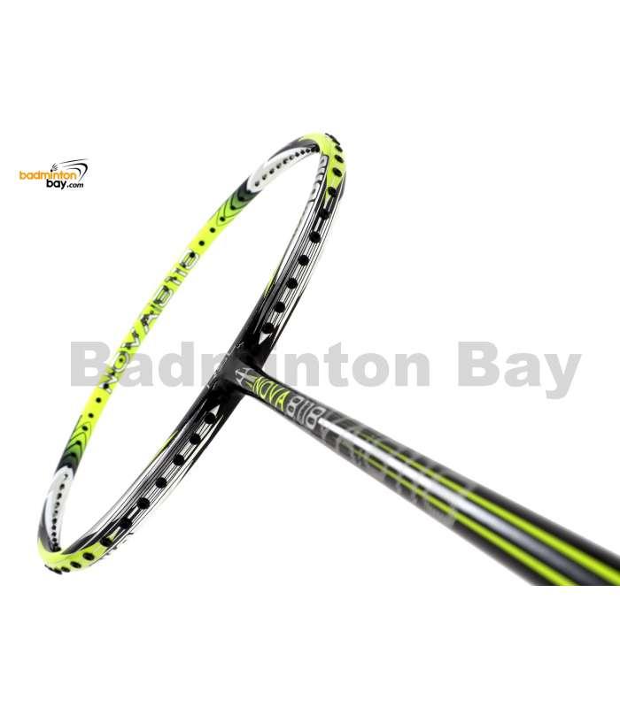RSL Nova 8118 Lime Black Badminton Racket (4U-G5)