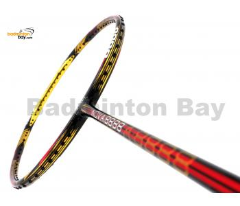 RSL Nova 8888 Red Gold Black Badminton Racket (5U-G5)