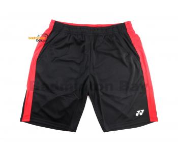 Yonex TruBreeze Quick Dry Sport Shorts Pants S092-1619-BSK19 Jet Black
