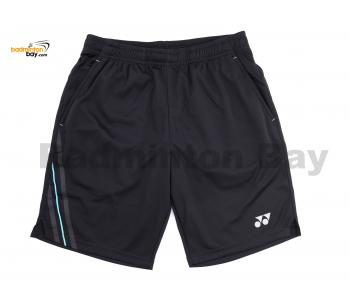 Yonex TruBreeze Quick Dry Black Sport Shorts Pants S092-1433-BSK19
