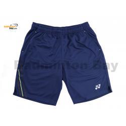 Yonex TruBreeze Quick Dry Navy Blue Sport Shorts Pants S092-1433-BSK19