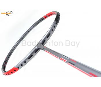 Yonex DUORA 77 Black Red & Grey  Badminton Racket DUORA-77 (3U-G5)