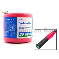 Yonex Cushion Foam Wrap Grip 27m (1 roll) for Badminton Squash Tennis Racket Sports AC380