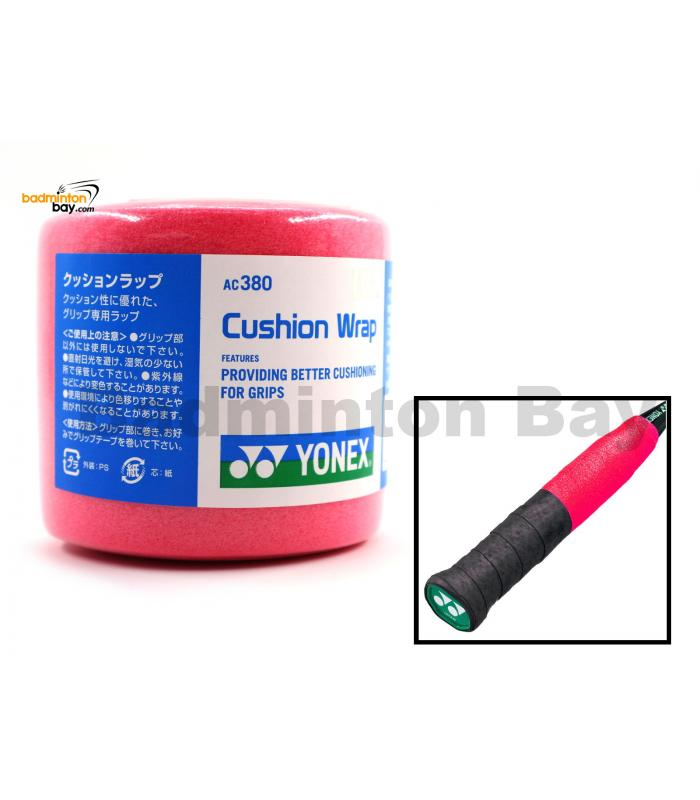 Yonex Cushion Foam Wrap Grip 27m (1 roll) for Badminton Squash Tennis Racket Sports AC380