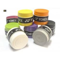 Yonex Super Grap Overgrip (8 Pieces) AC102-36EX PU Grip for Badminton Squash Tennis Racket