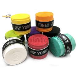 Yonex Super Grap Overgrip (8 Pieces) AC102-36EX PU Grip for Badminton Squash Tennis Racket